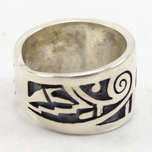 Man in the Maze Ring