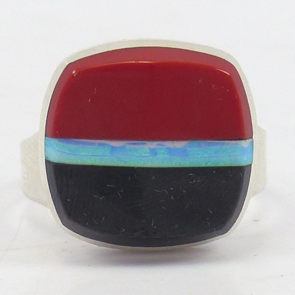 Channel Inlay Ring