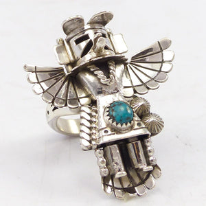 Eagle Dancer Ring