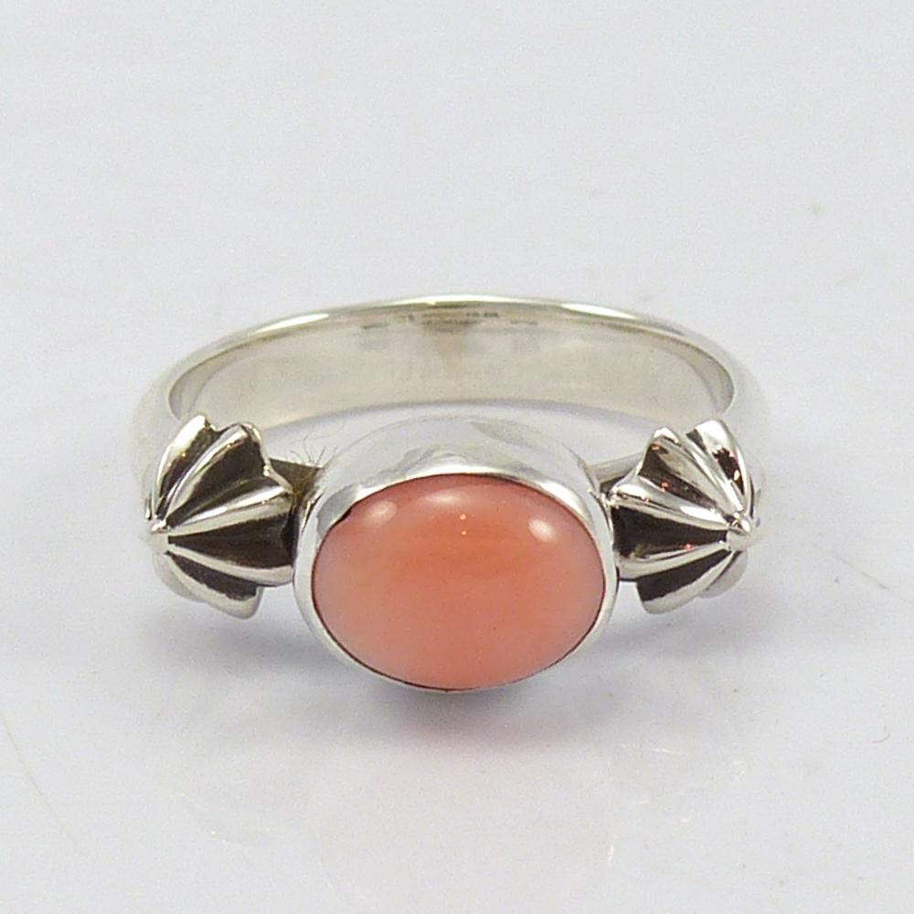 Angel Coral Ring