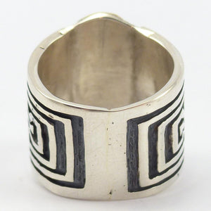 Prayer Feather Ring