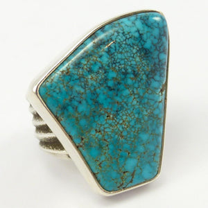 Red Mountain Turquoise Ring