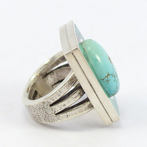 Turquoise Inlay Ring