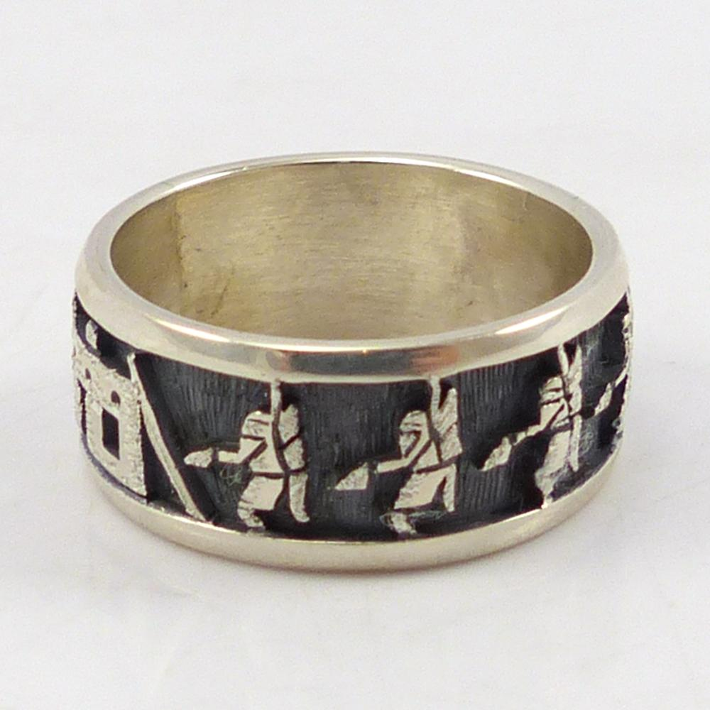 Kachina Dance Ring