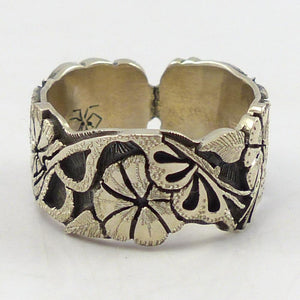 Butterfly and Flower Ring