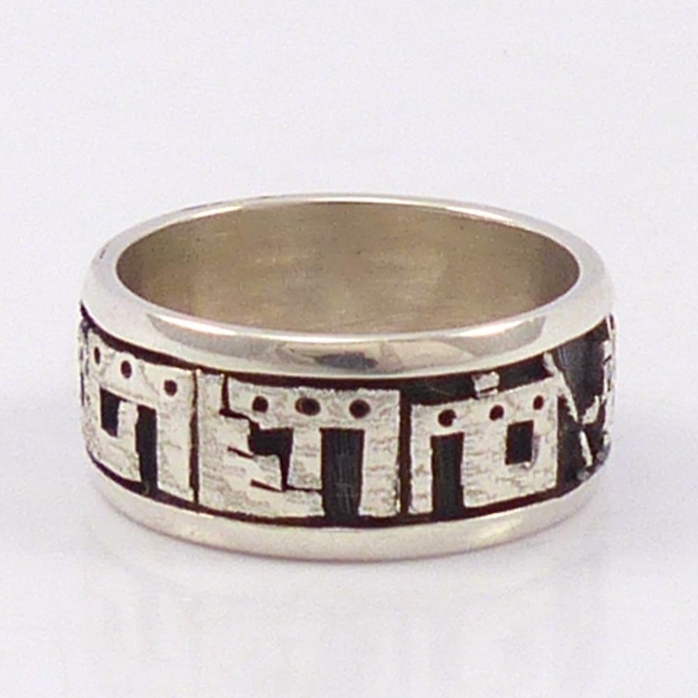 Longhair Kachina Ring
