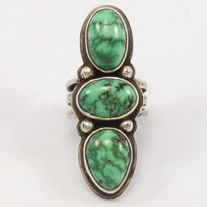 Crescent Valley Turquoise Ring