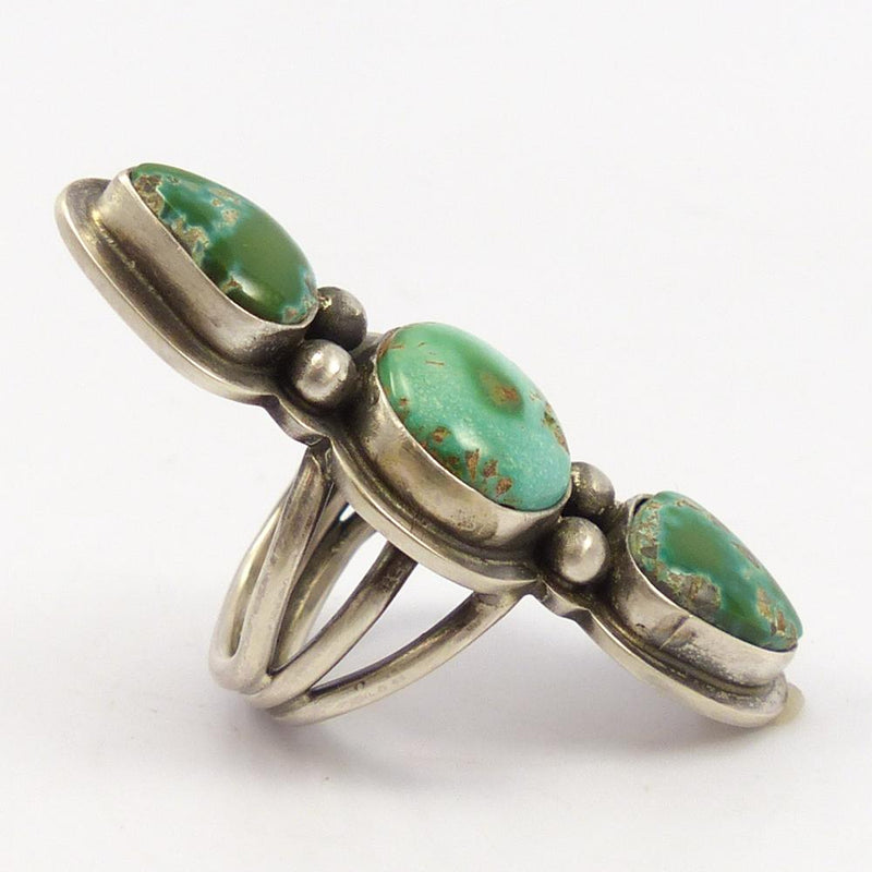 Royston and Fox Turquoise Ring