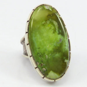 Orvil Jack Turquoise Ring