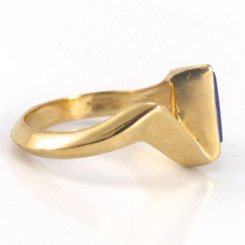 Gold Inlay Ring - Jewelry - Rose Ann Lee - 3