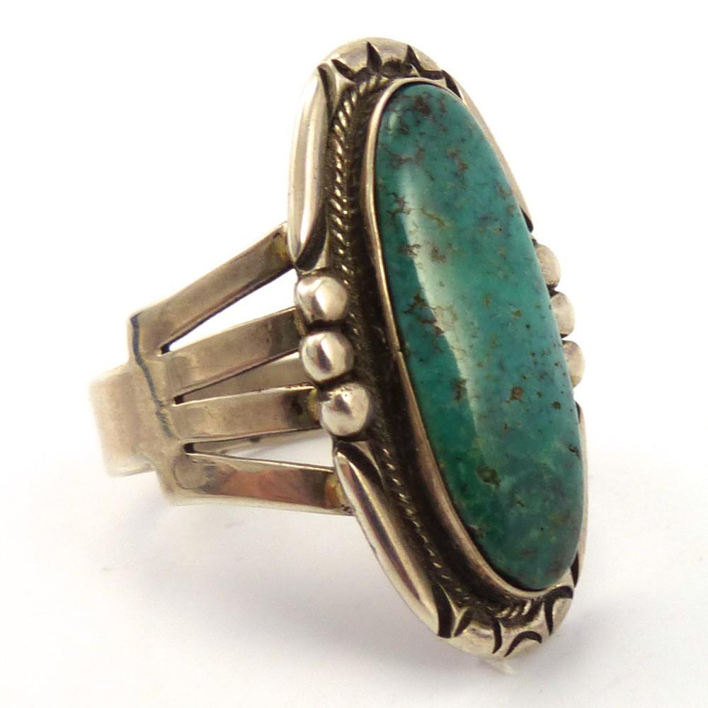 Turquoise Ring, Harold Smith, Jewelry, Garland's Indian Jewelry