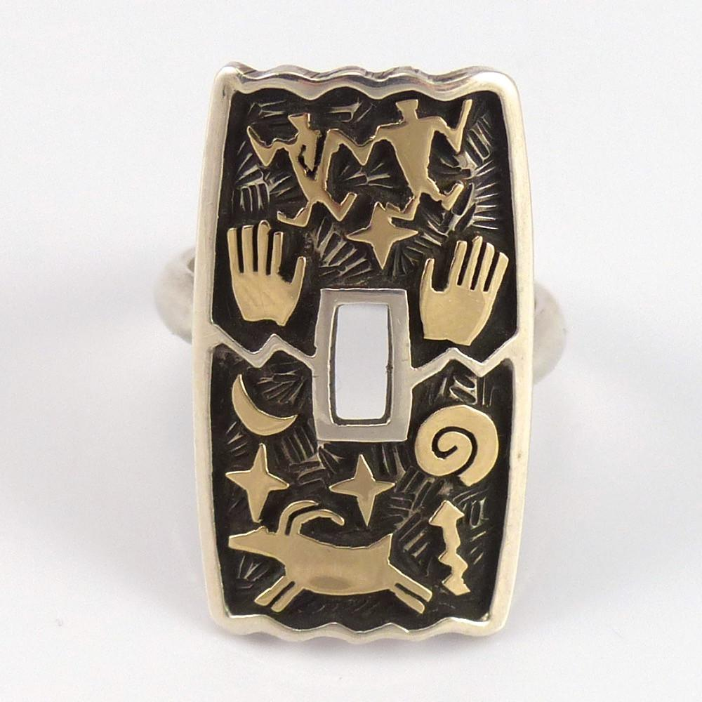 Sipapu Ring - Jewelry - Arland Ben - 1