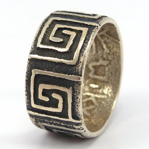 Migration Ring, Steve LaRance, Jewelry, Garland's Indian Jewelry