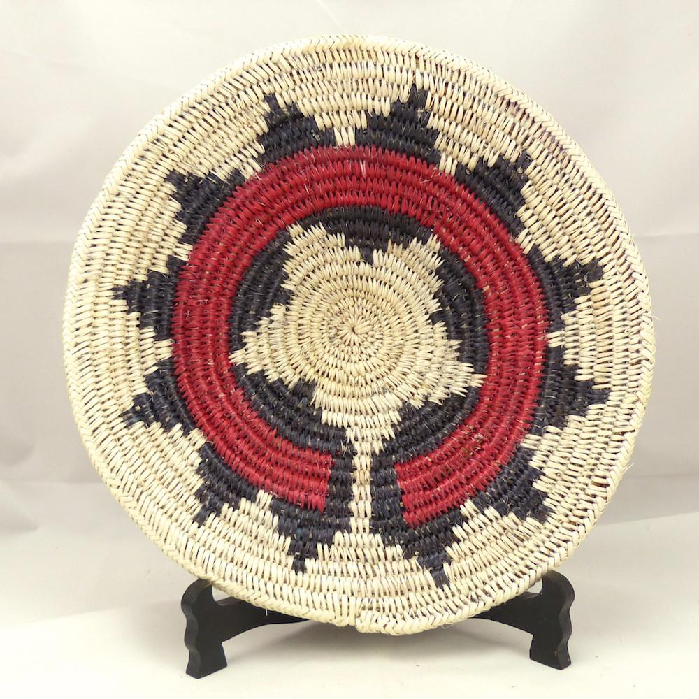 Navajo Wedding Basket - Baskets - Sally Black - 1