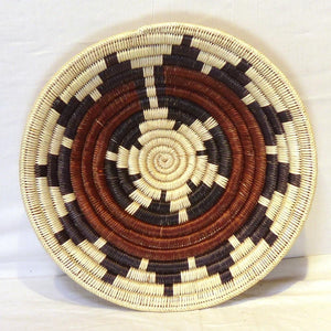 Navajo Wedding Basket, Richard Graymountain, Baskets, Garland's Indian Jewelry