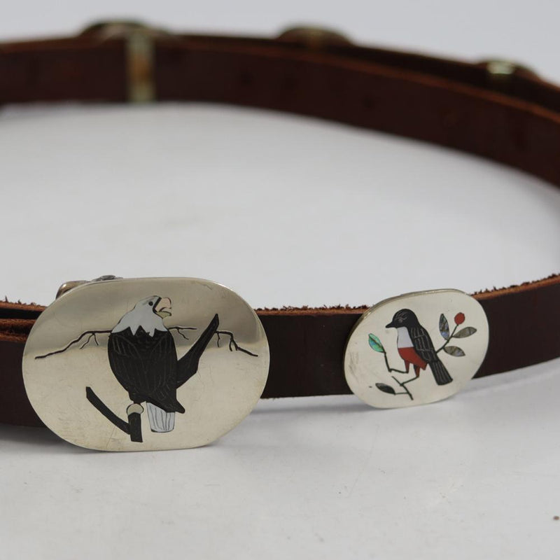 Bird Concha Belt
