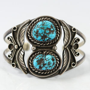 1970s Turquoise Cuff
