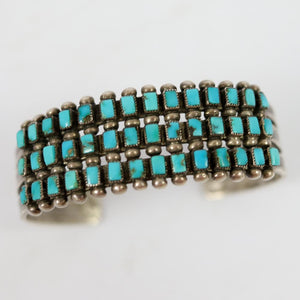 1950s Turquoise Cuff