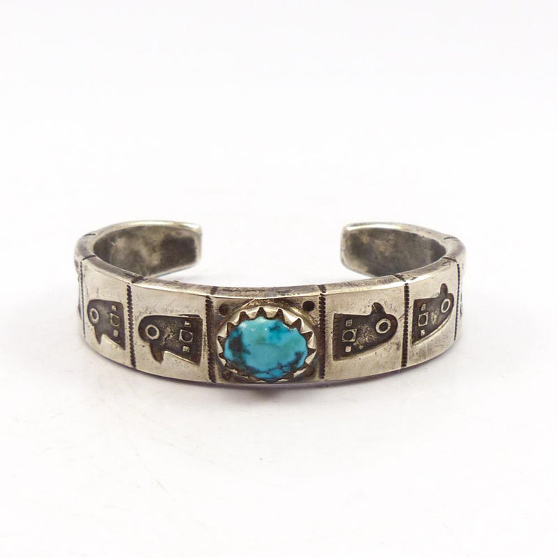 Easter Blue Turquoise Cuff