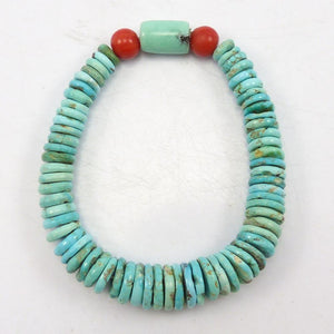 Red Mountain Turquoise Bracelet