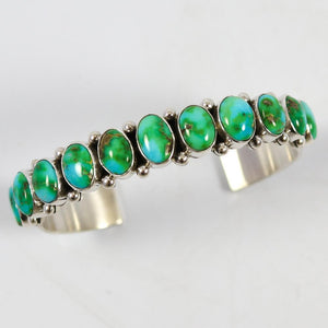 Sonoran Gold Turquoise Cuff