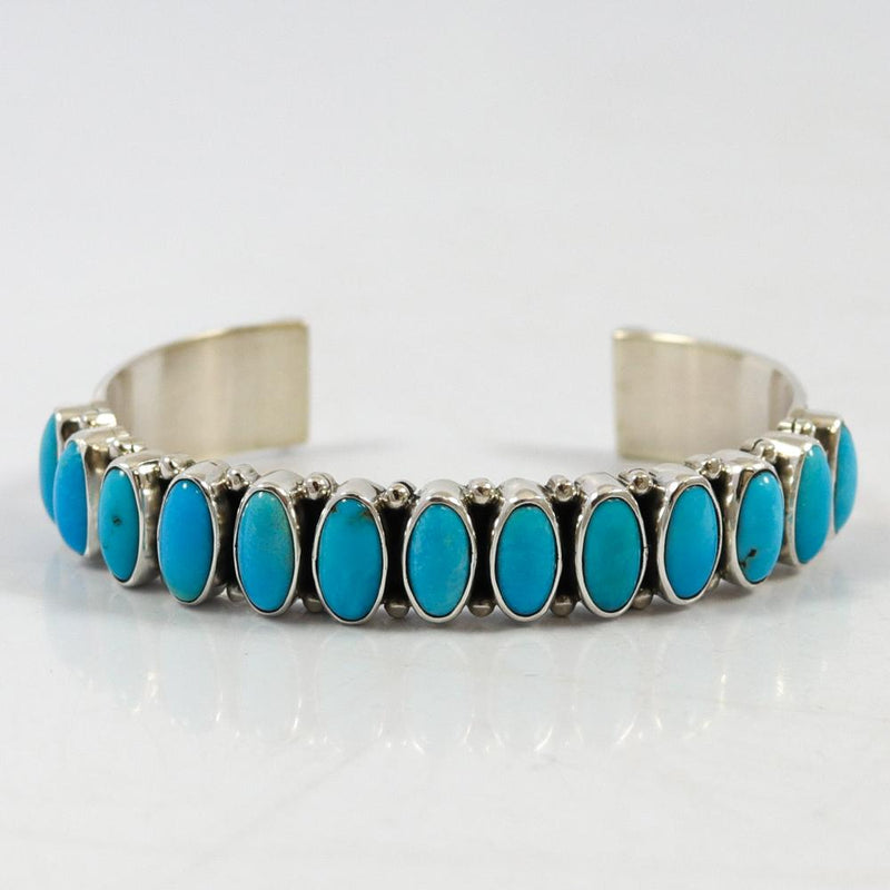 Sleeping Beauty Row Cuff