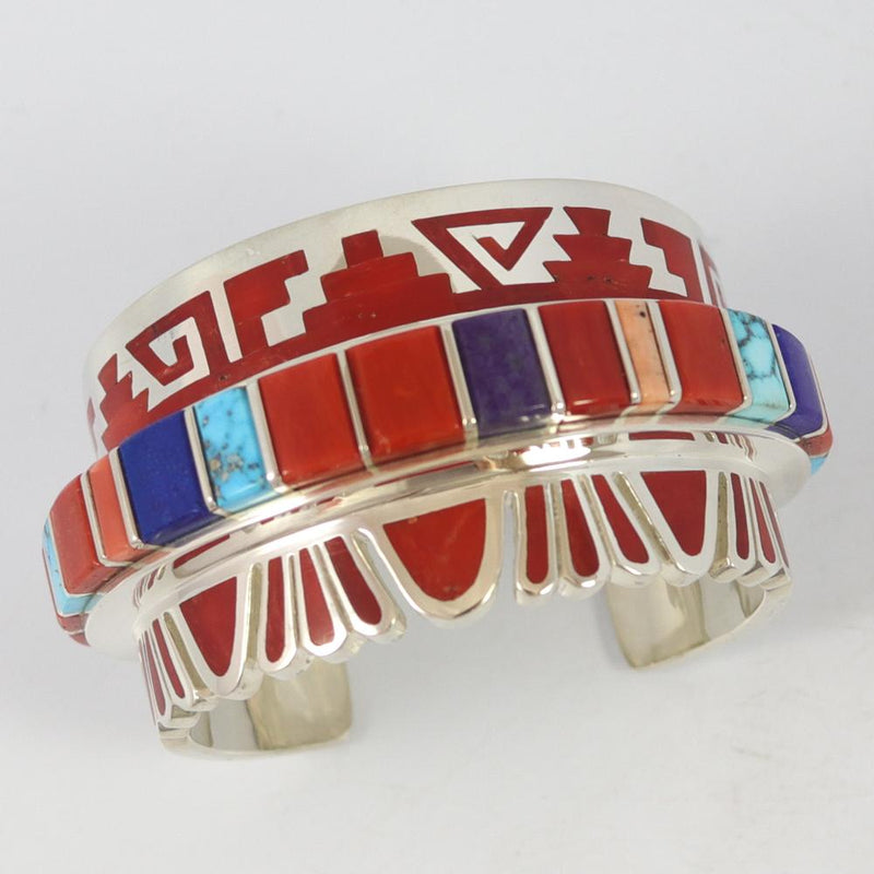 Raised Inlay Cuff