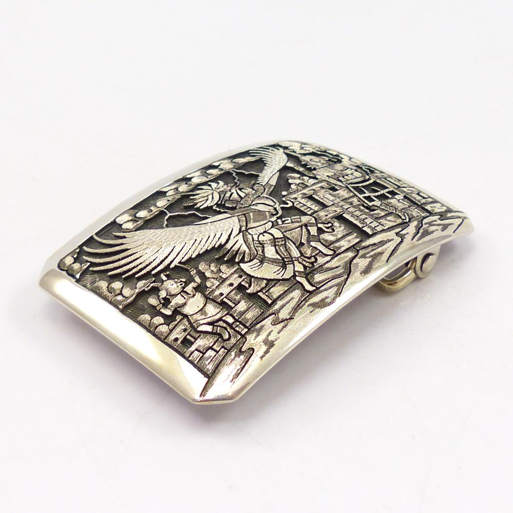 Eagle Dancer Buckle