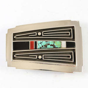 Channel Inlay Buckle