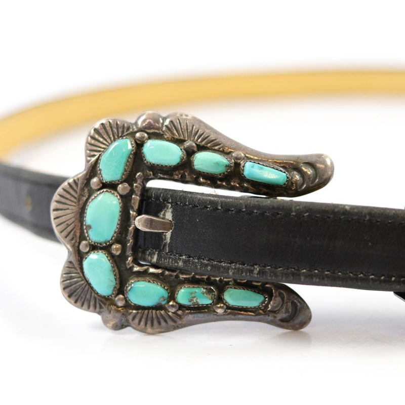 1960s Buckle on Leather