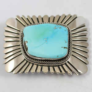 Sleeping Beauty Turquoise Buckle