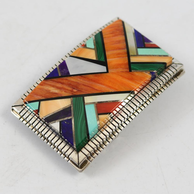 Mosaic Inlay Buckle