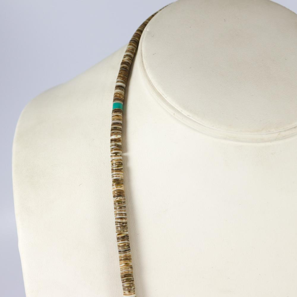 1960s Multi-Stone Bead Necklace