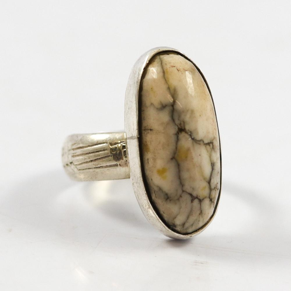 1970s Marble Ring