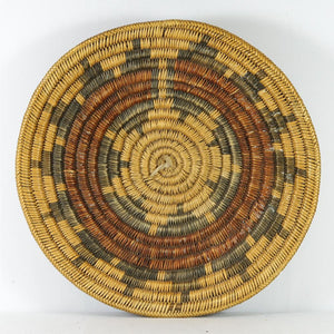1930s Navajo Ceremonial Basket