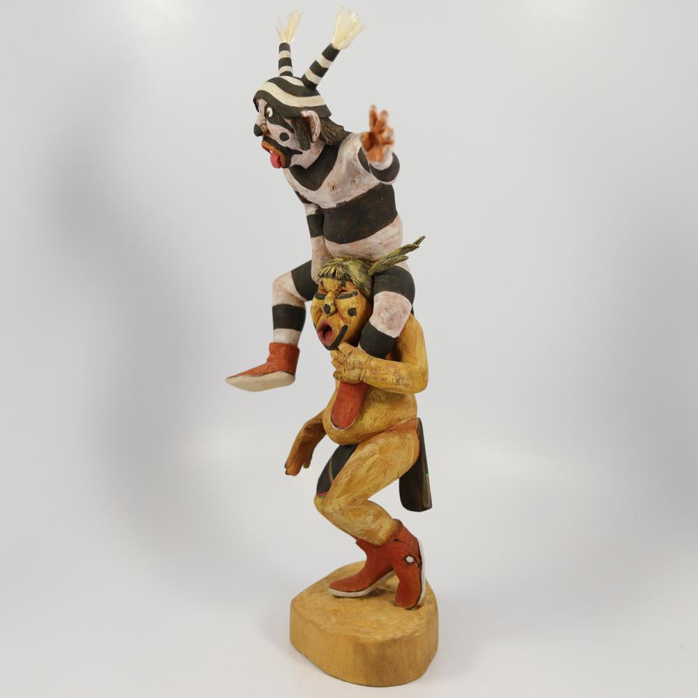 Double Clown Kachina