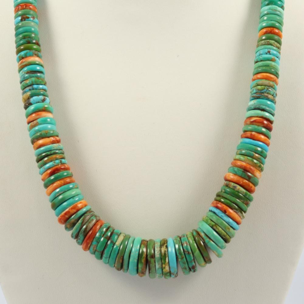 Royston Bead Necklace
