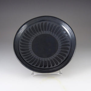 1950s-1970s Feather Plate