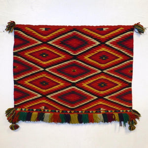 1895 Germantown Saddle Blanket