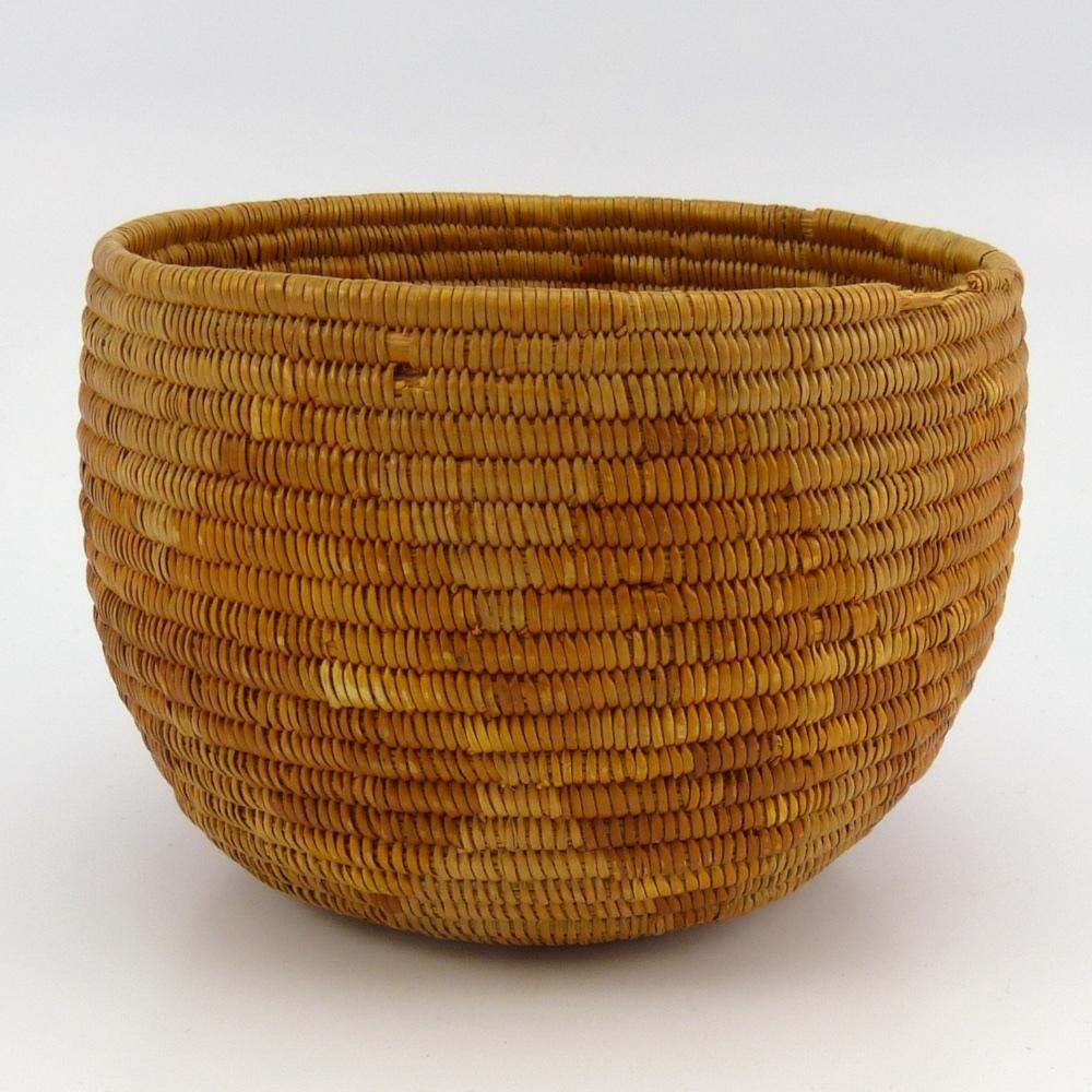 1930s Mission Basket