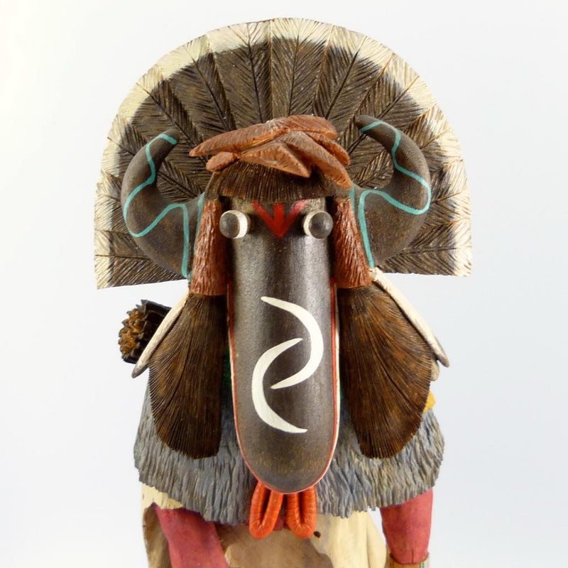 Black Ogre Kachina