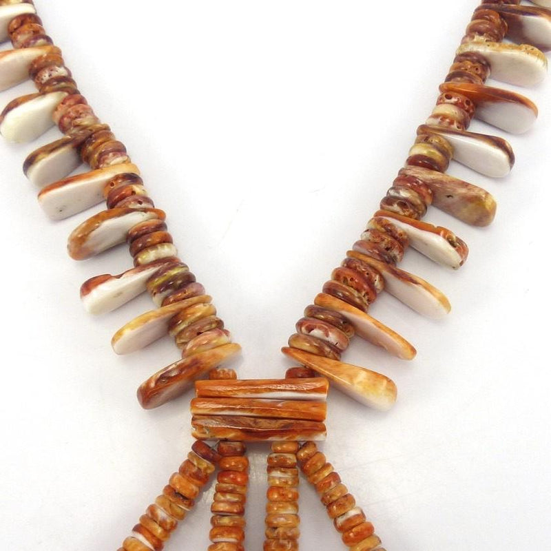 Spiny Oyster Shell Necklace