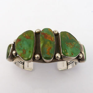 Kings Manassa Turquoise Cuff, Harrison Multine, Jewelry, Garland's Indian Jewelry