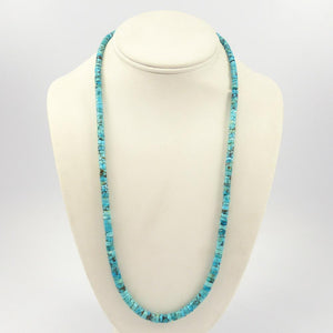 1940s Turquoise Necklace