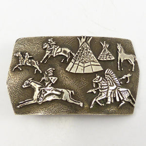 Warrior Buckle