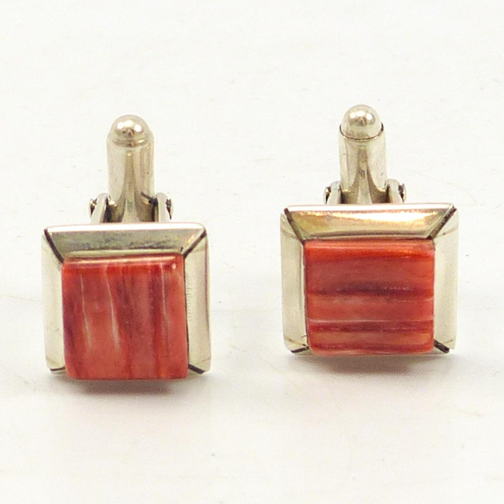 Spiny Oyster Cuff Links