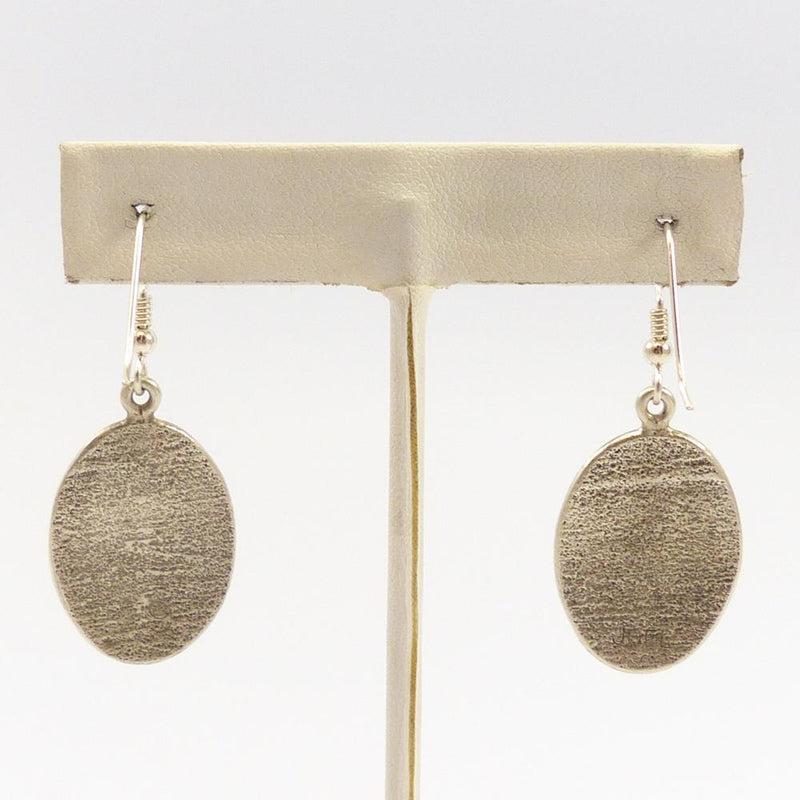 Tufa Cast Rain Cloud Earrings