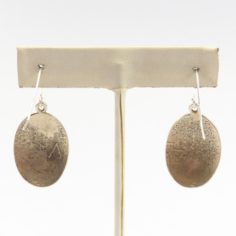 Tufa Cast Hand Earrings