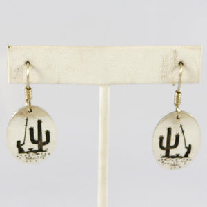 Saguaro Picker Earrings