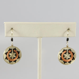 Ceremonial Basket Earrings